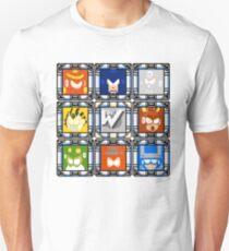 Megaman 4 Boss Select T-Shirt
