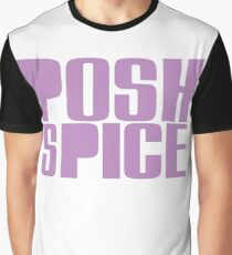 Posh Spice Graphic T-Shirt