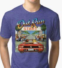 Outrun Tri-blend T-Shirt