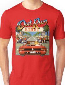 Outrun Unisex T-Shirt