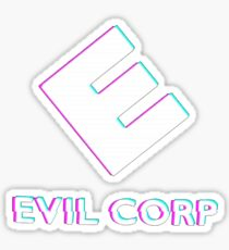 Evil Corp Sticker
