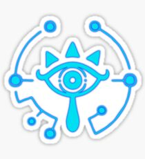 Sheikah Slate - Legend of Zelda - Breath of the Wild Sticker