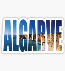 Algarve Sticker