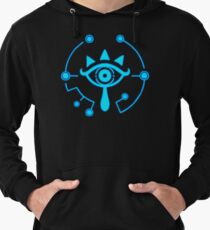 Sheikah Slate - Legend of Zelda - Breath of the Wild Lightweight Hoodie
