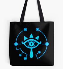Sheikah Slate - Legend of Zelda - Breath of the Wild Tote Bag