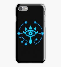Sheikah Slate - Legend of Zelda - Breath of the Wild iPhone Case/Skin