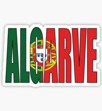 Algarve. Sticker