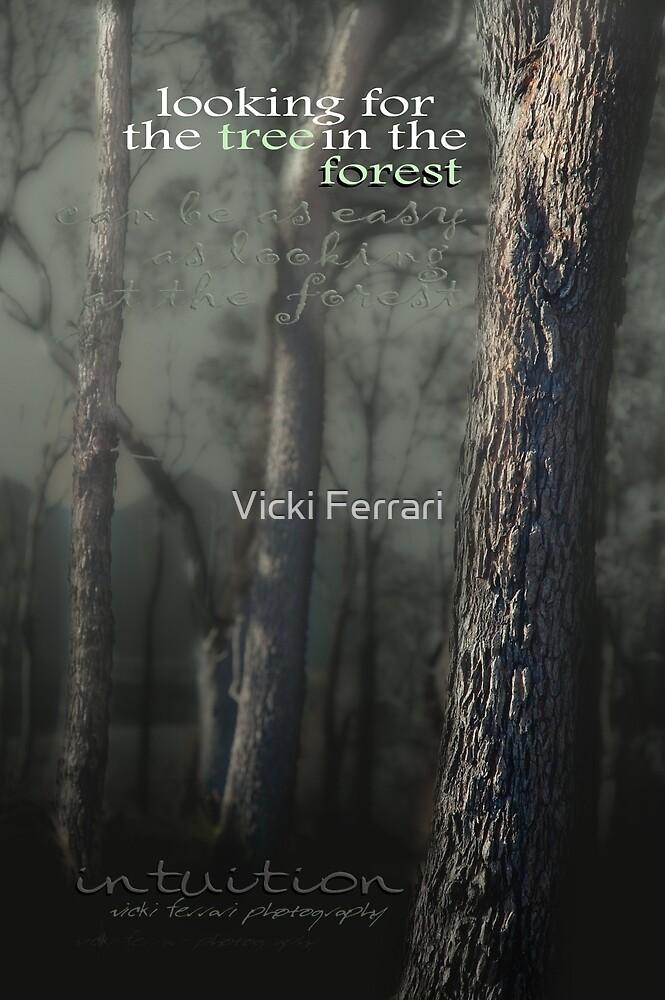 INTUITION © Vicki Ferrari by Vicki Ferrari