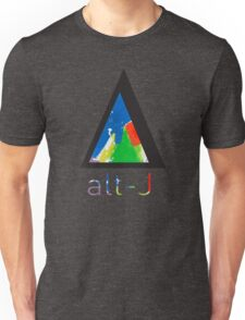 Alt-j This Is All Yours Triangle (with name) Unisex T-Shirt
