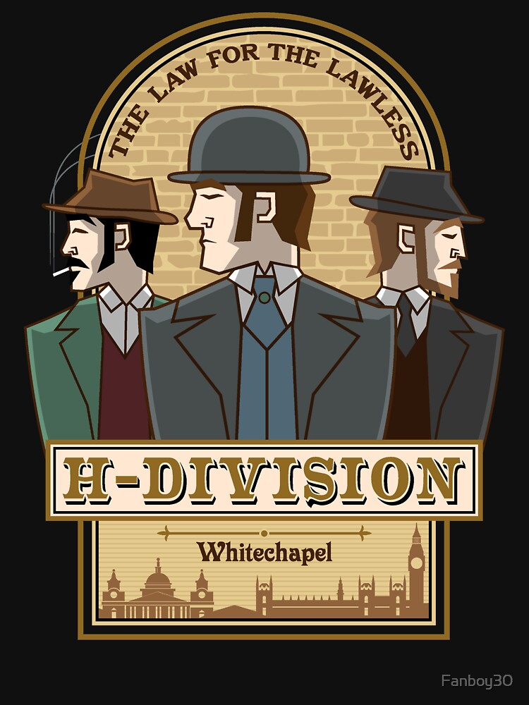 H-Division  by Fanboy30