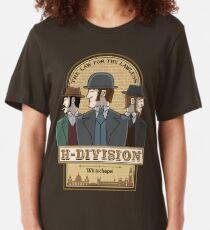 H-Division  Slim Fit T-Shirt