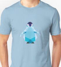 Geometric Penguin Unisex T-Shirt
