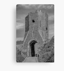 Tower at Dover Castle Canvas Print