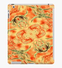 Blossoms In My Garden iPad Case/Skin