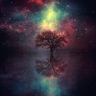 Magic Tree by baxiaart