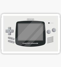 Gameboy Advance - Arctic Sticker