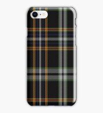 01726 Northumberland Braddock Tartan iPhone Case/Skin