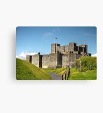Dover Castle Canvas Print