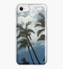 maui sky iPhone Case/Skin