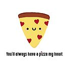 Pizza My Heart by Stacey Roman
