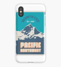 Pacific Northwest. iPhone Case