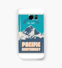 Pacific Northwest. Samsung Galaxy Case/Skin