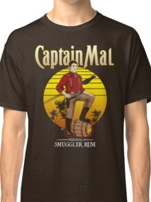 Captain Mal Smuggler Rum Classic T-Shirt