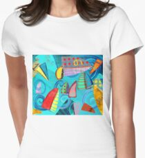 Regatta Art Collection - Rupydetequila Womens Fitted T-Shirt