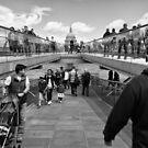 London Street Scene by Gary Gurr