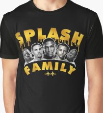 Splash Family Graphic T-Shirt