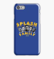Splash Family iPhone Case/Skin