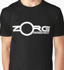 Zorg Industries (The Fifth Element) Graphic T-Shirt