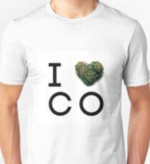 Colorado Green State Unisex T-Shirt