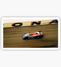 Nissan IMSA GTP at Daytona 24 Hrs 1990's Sticker