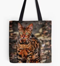 The Bengal Cat Tote Bag
