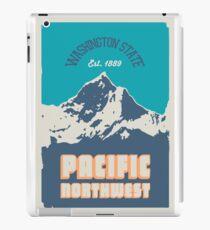 Pacific Northwest. iPad Case/Skin