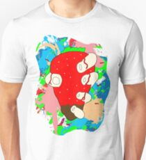 The Juicer (Strawberry) Unisex T-Shirt