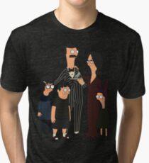 Addams' Family Burgers Tri-blend T-Shirt