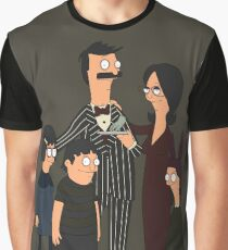 Addams' Family Burgers Graphic T-Shirt