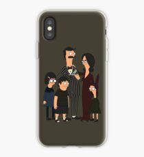 Addams' Family Burgers iPhone Case