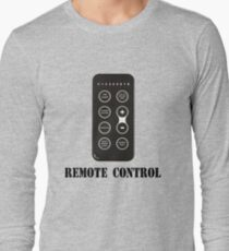 Remote Control Long Sleeve T-Shirt