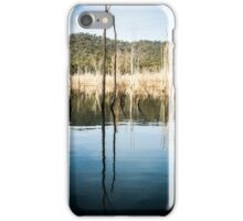 Eildon Reflections iPhone Case/Skin