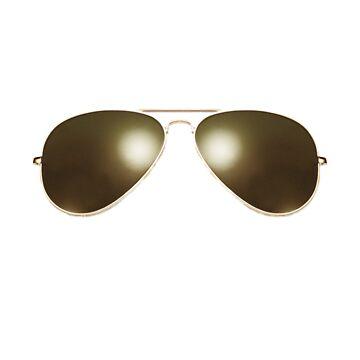 Aviator Sunglasses by Stolhanske