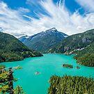 Diablo Lake by Jim Stiles