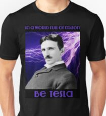 Nikola Tesla two T-Shirt