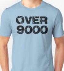 ÜBER 9000 Slim Fit T-Shirt