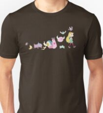 Star vs. the Forces of Evil Walk Unisex T-Shirt