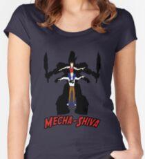 Mecha Shiva! Women's Fitted Scoop T-Shirt