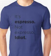 Espresso 2 Unisex T-Shirt