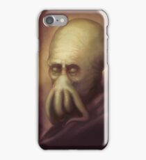 Rembrandt Cthulhu iPhone Case/Skin